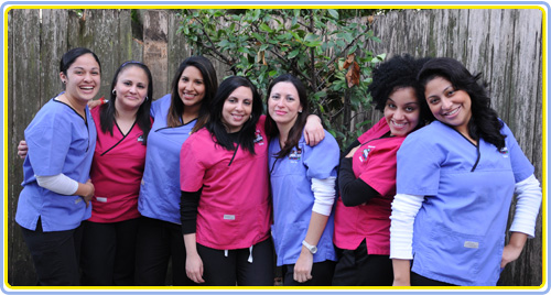Dr. Brown's Pediatric Staff