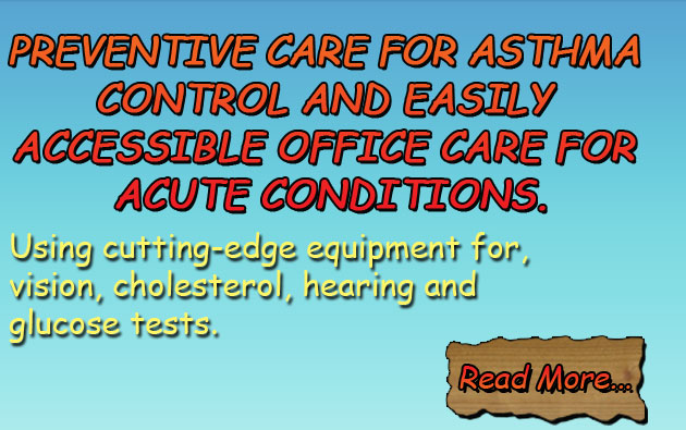 Preventative Care For Asthma